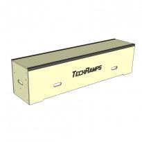 Grindbox prosty z kątownikiem 180cm - 45cm - 40cm